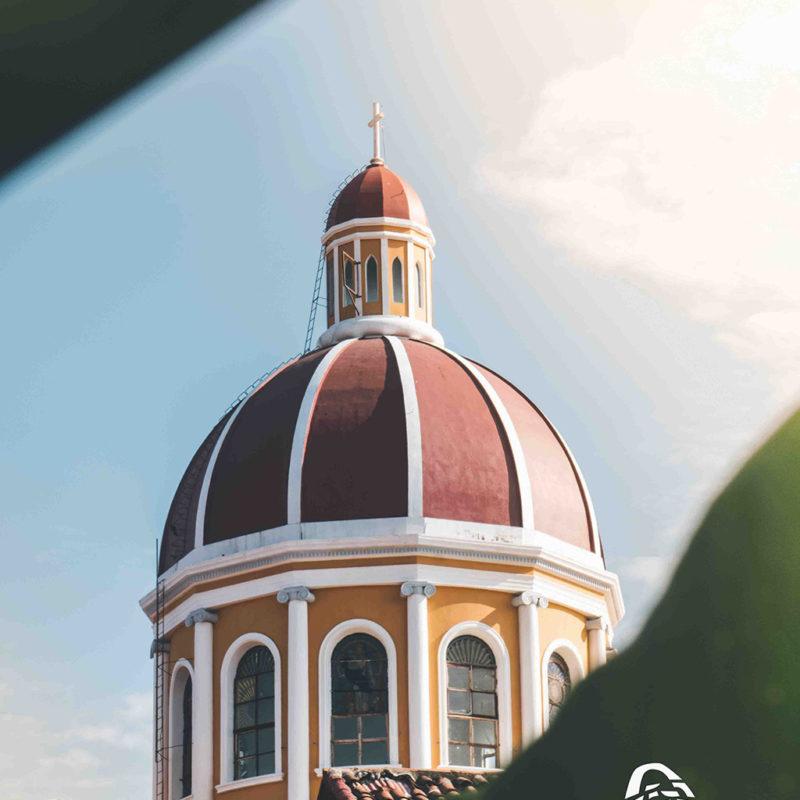 La experiencia de Simon en Centro América