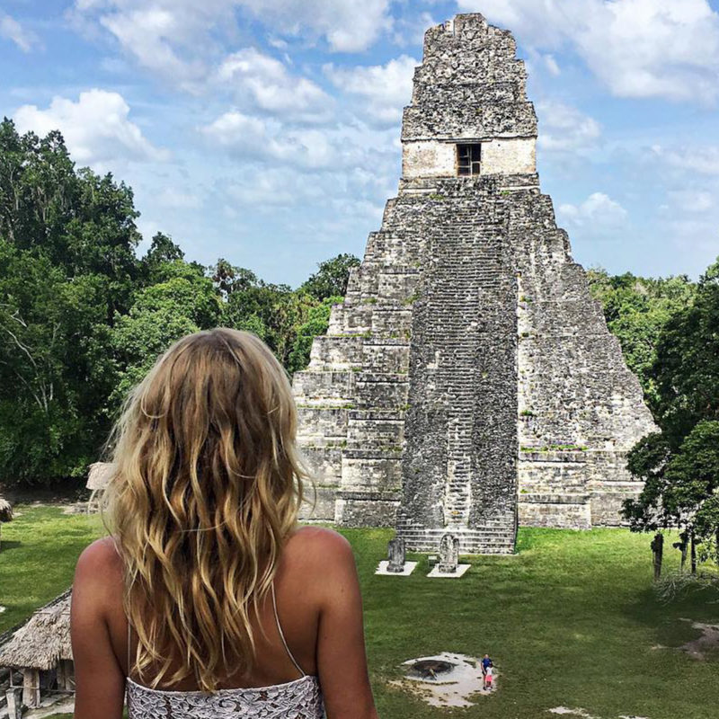 La experiencia centroamericana de Klein Stadt Carrie
