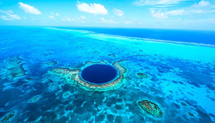 Belice - Blue Hole - Centroamérica