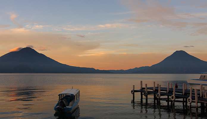 Lugares increíbles - Guatemala - Lago Atitlán - Centroamérica