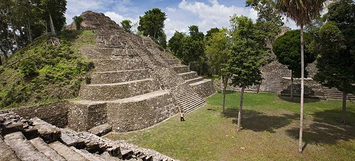 Yaxhá - Centroamérica