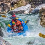 Rafting - Naturaleza - biodiversidad - Centromérica