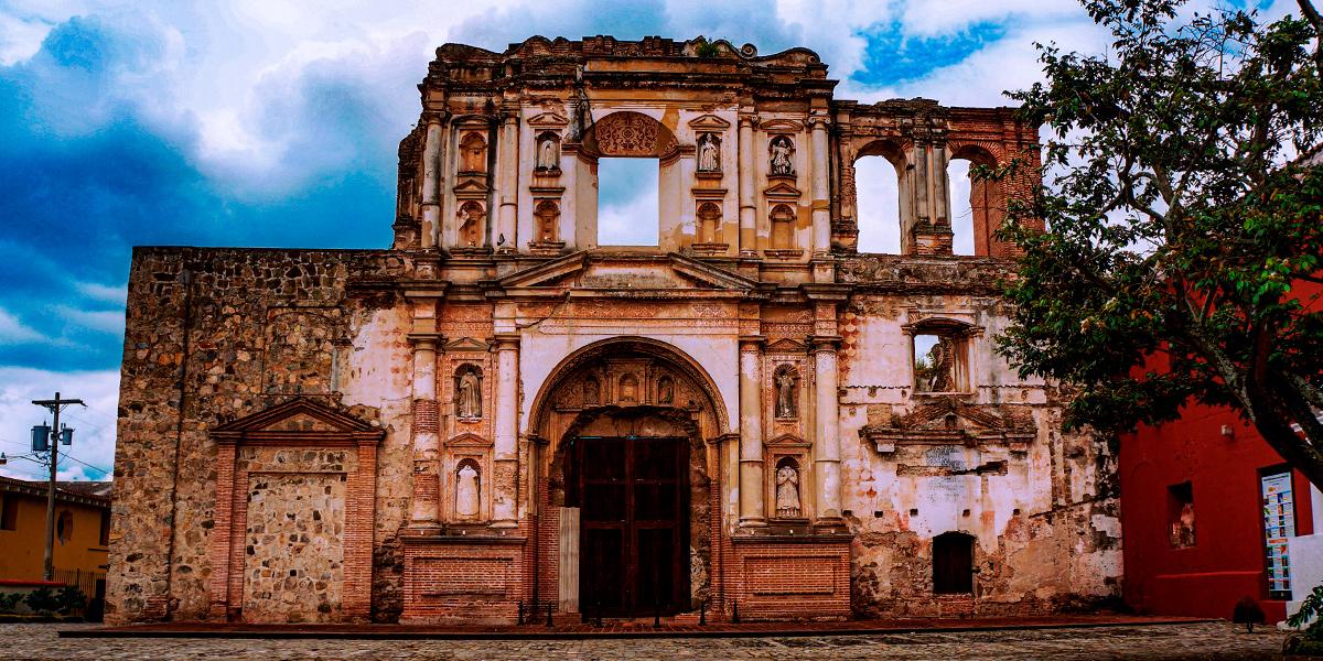 Iglesia - Centroamérica - Diversisdad Cultural