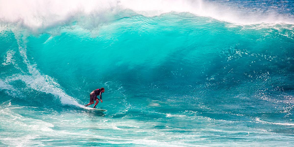 Mejores destinos surfear Centroamérica otoño
