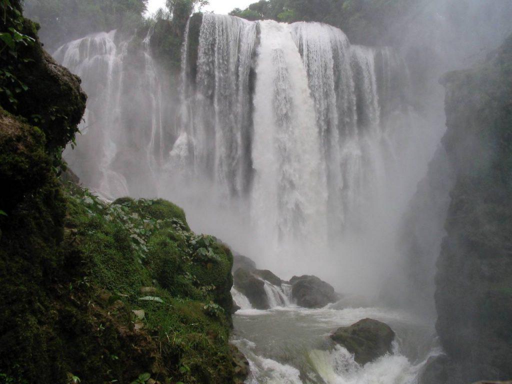 Cataratas Pulhapanzak/Honduras