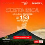 alianza comercial Costa Rica Guatemala