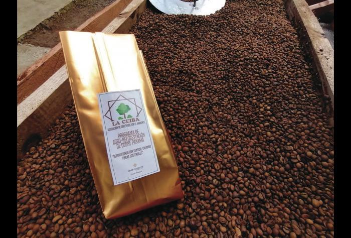 Granos café La Ceiba