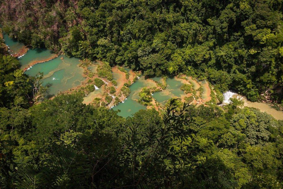Semuc Champey/ Guatemala