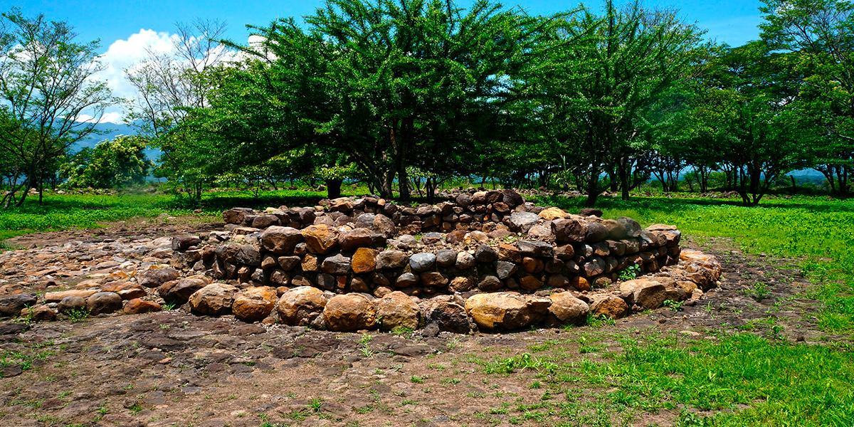 Ancient temples of Central America