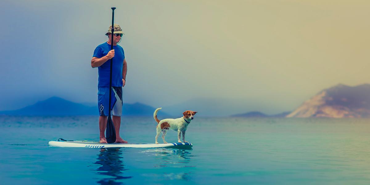 oaddle surf en Centroamérica