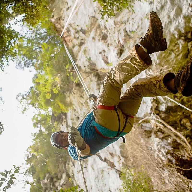 Adventure in Centroamérica, Belice