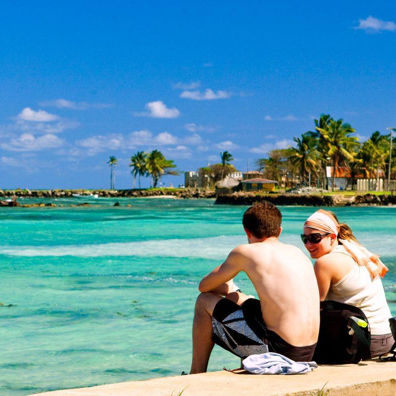 Central America, a romantic destination