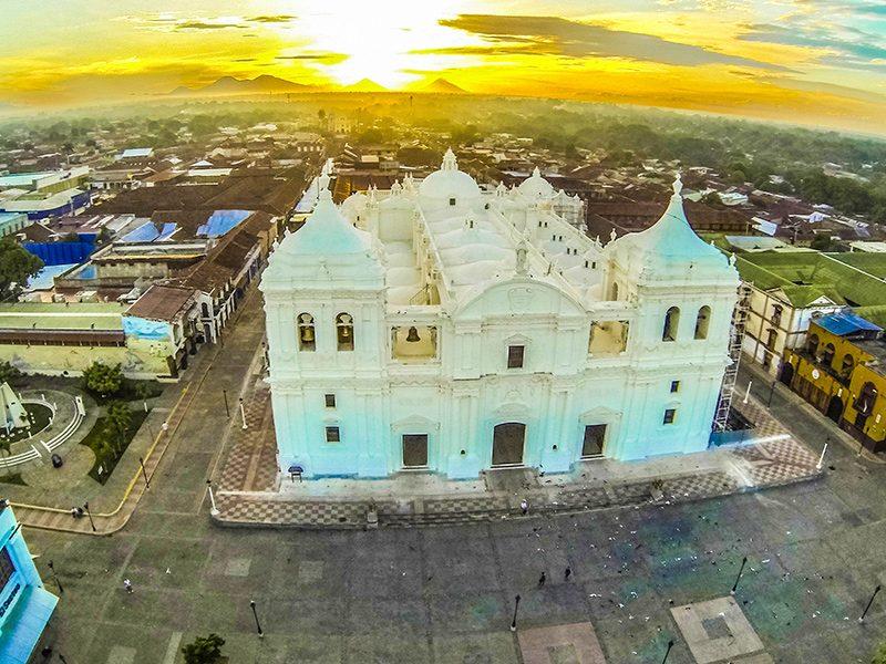 Conoce Nicaragua, en Centroamérica