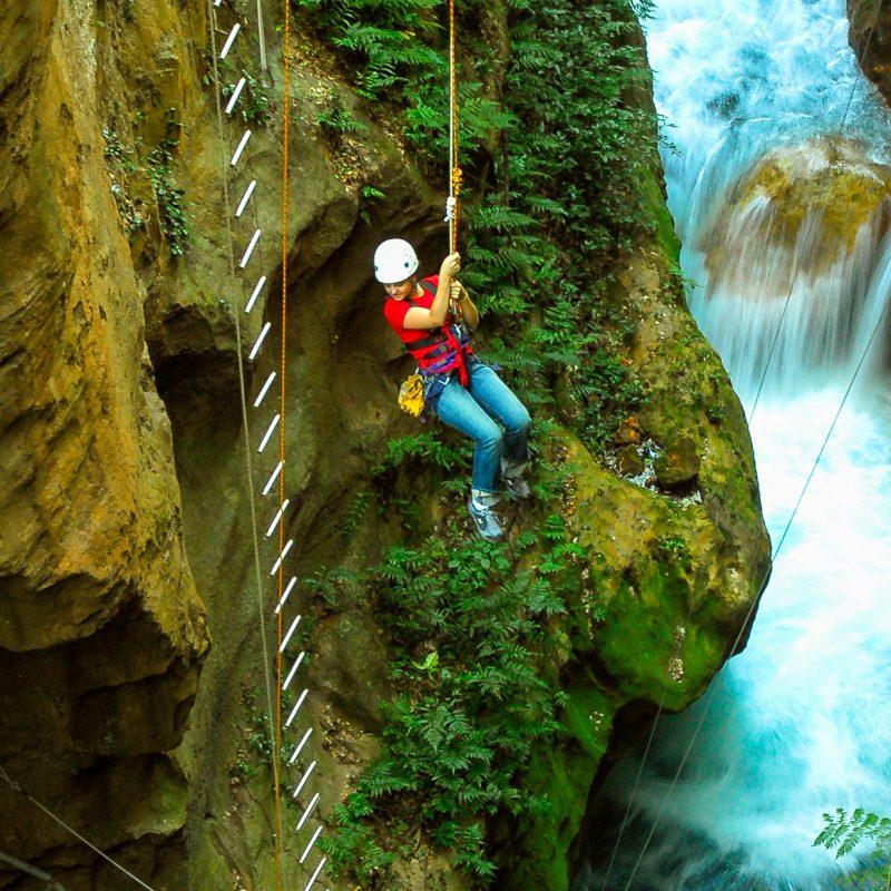 Aventura en Centroamérica, Costa Rica