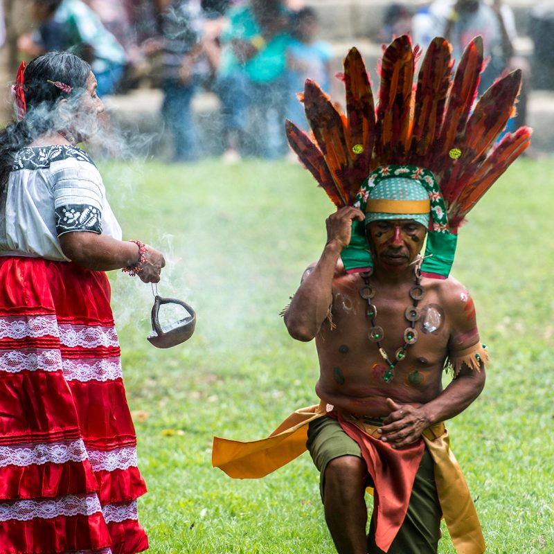 Cultural diversity in Central America Belize