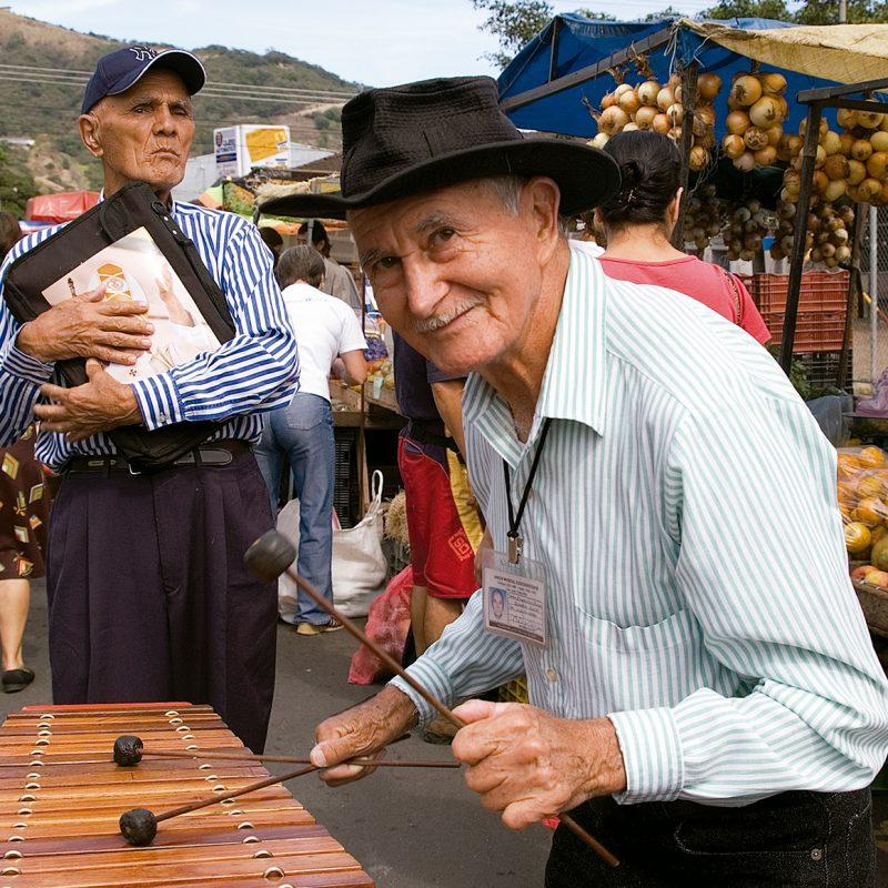 Cultural diversity in Central America Costa Rica