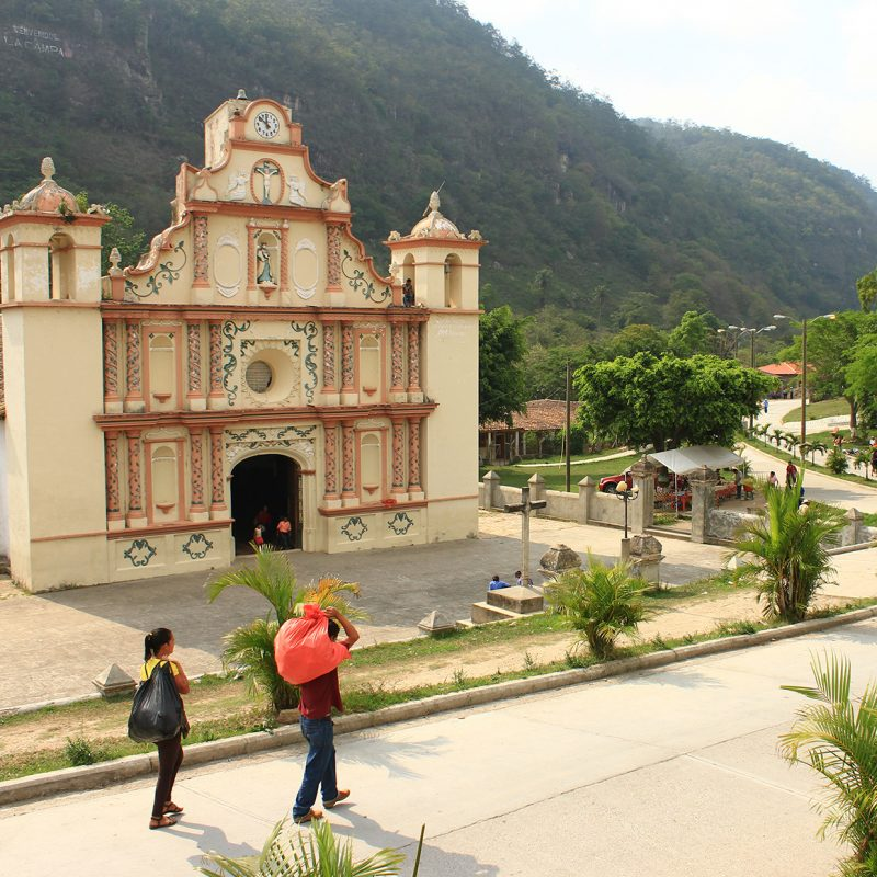 Cultural diversity in Central America Honduras
