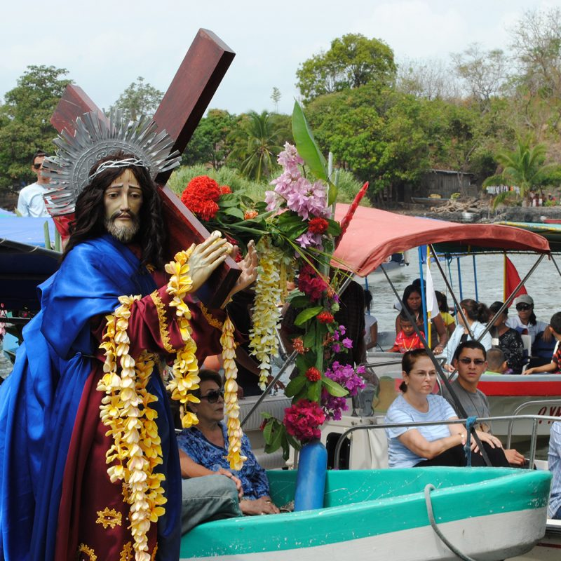 Cultural diversity in Central America Nicaragua