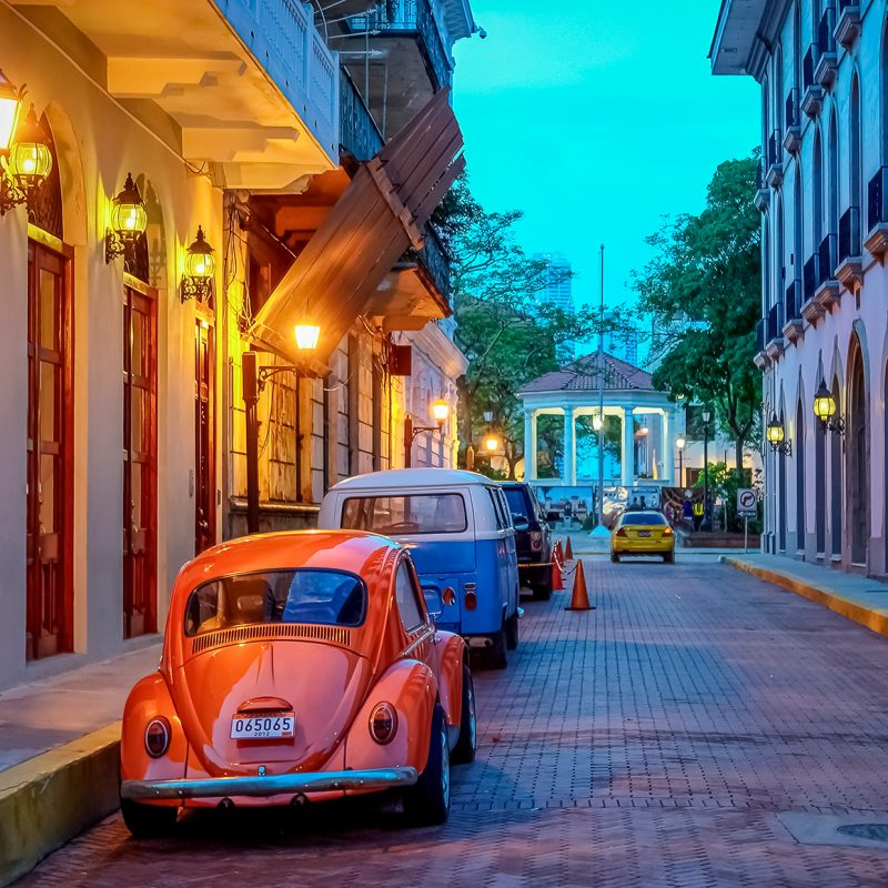 Cultural diversity in Central America Panama