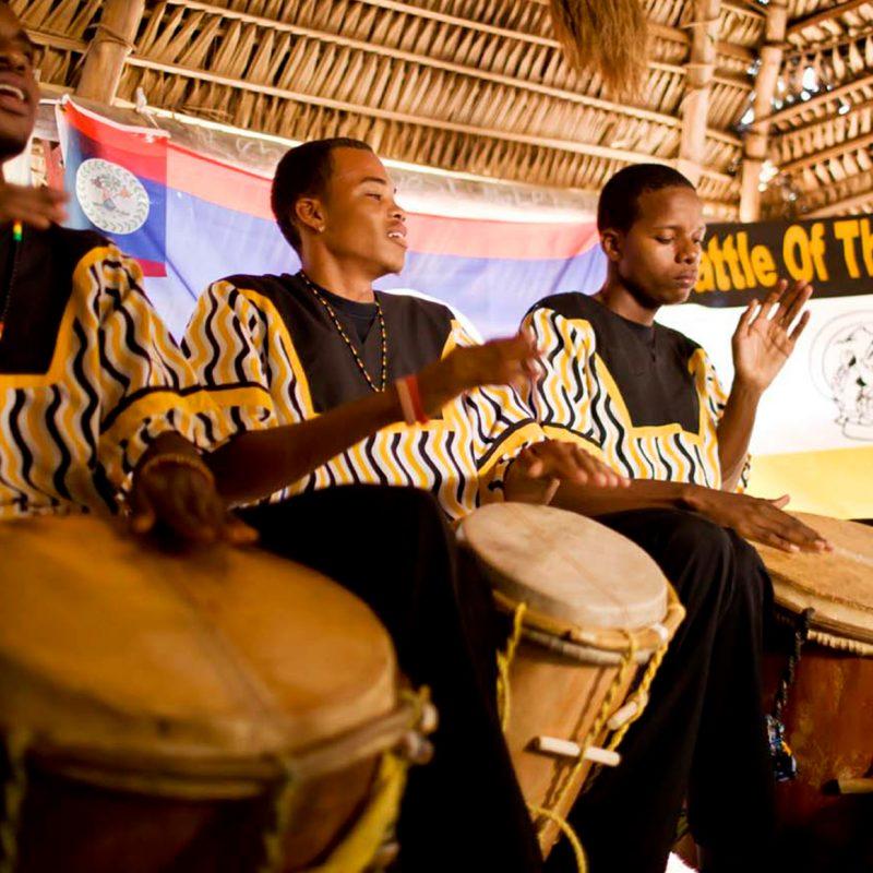 Diversidad Cultural en Centroamérica, Belice