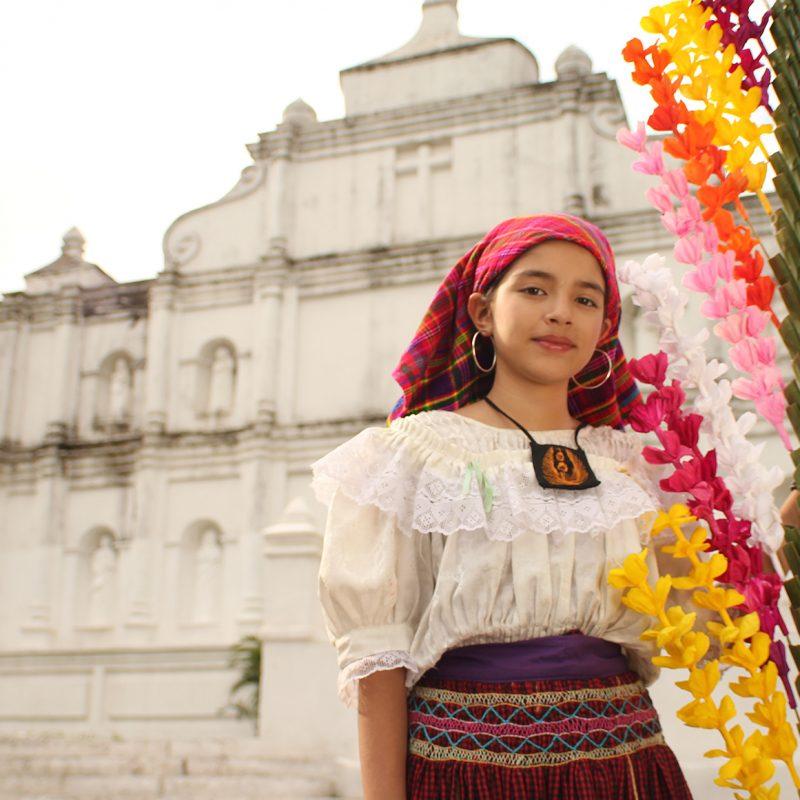 Diversidad Cultural en Centroamérica, El Salvador