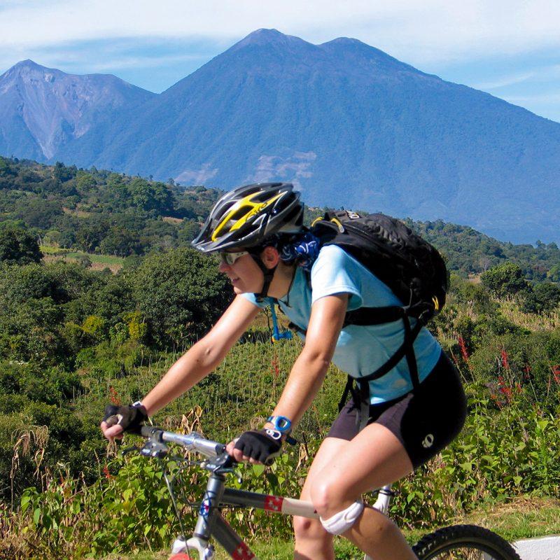Aventura en Centroamérica, Guatemala