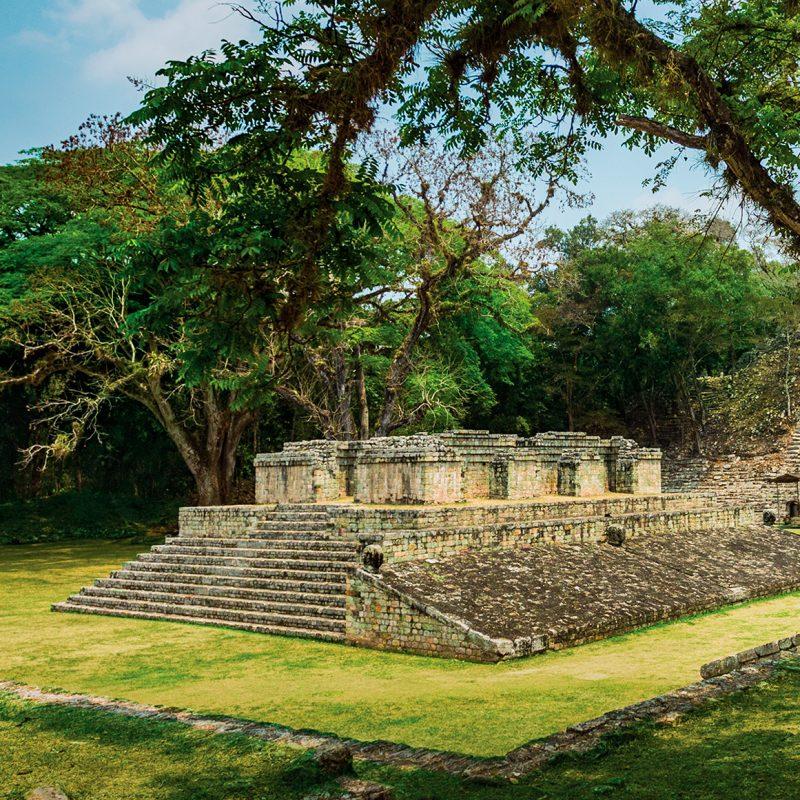 Historia y Misticismo en Centroamérica, Honduras