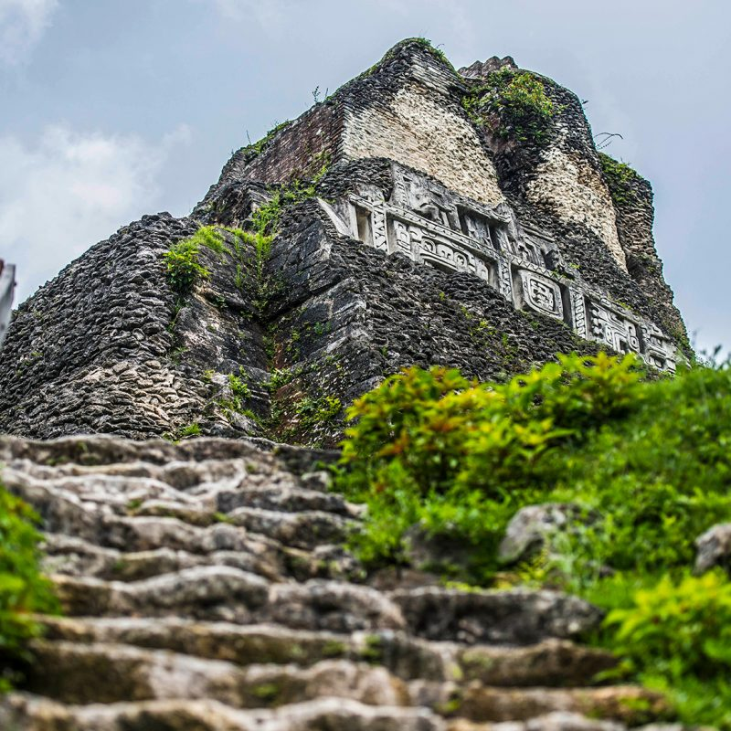 Historia y Misticismo en Centroamérica, Belice