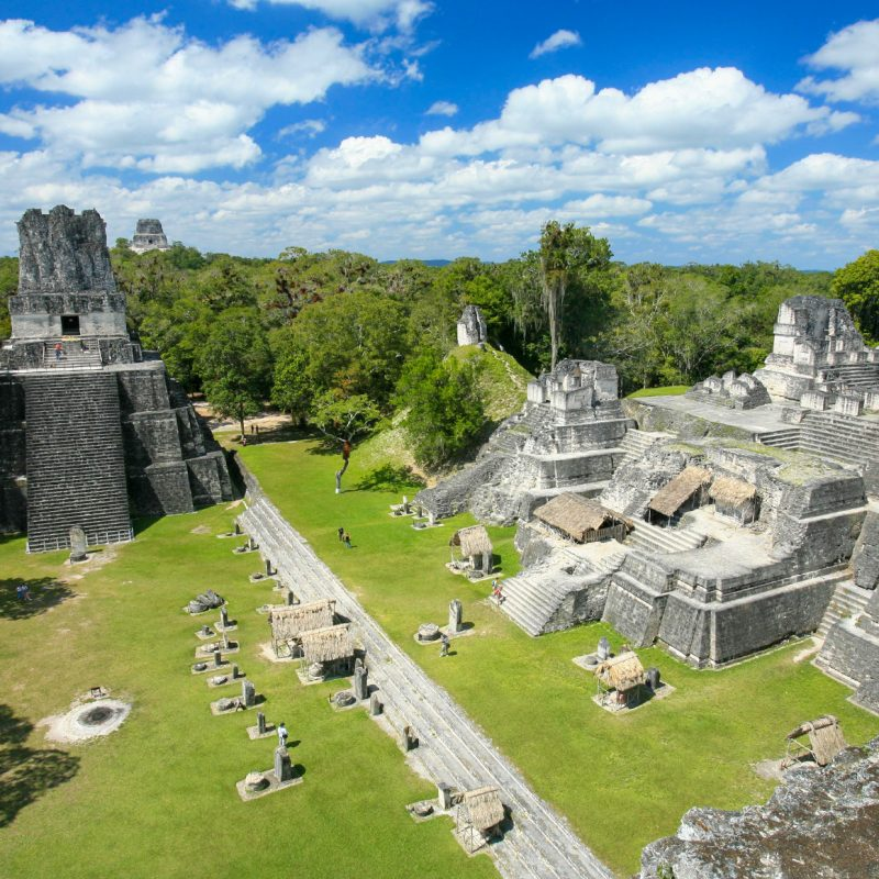 Historia y Misticismo en Centroamérica, Guatemala
