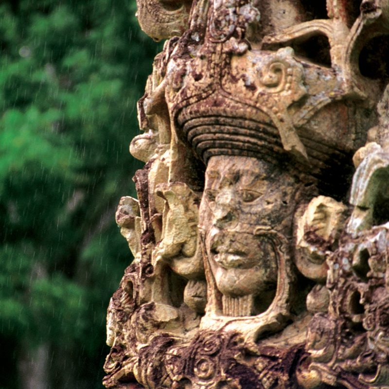 History and Mysticism in Central America , Honduras