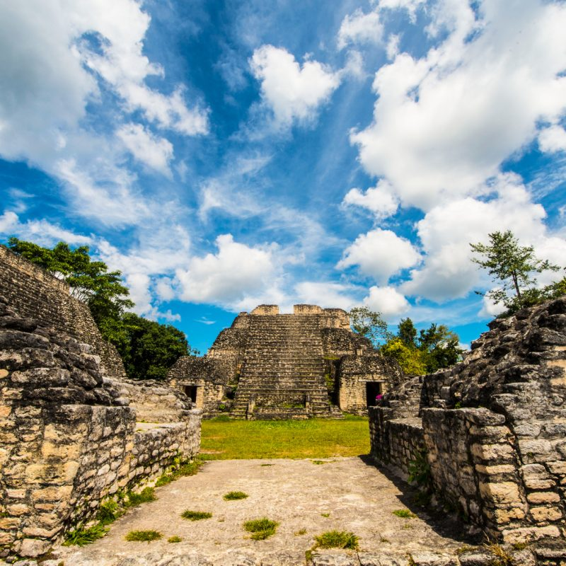History and Mysticism in Central America , Belice