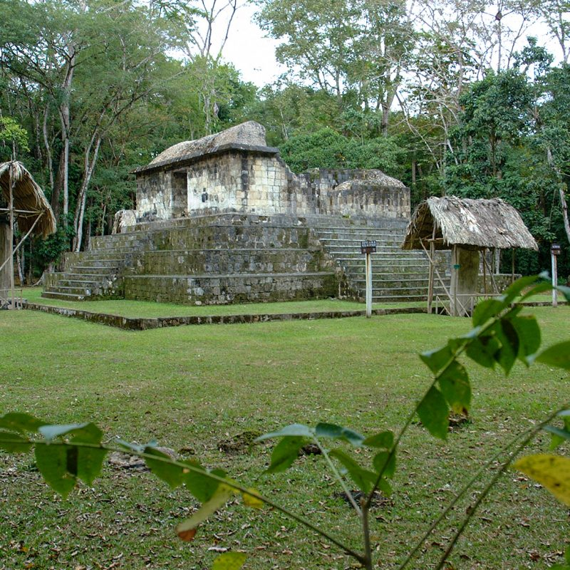 History and Mysticism in Central America , Guatemala