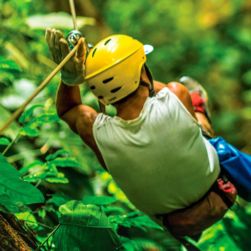 Adventure in Centroamérica, Honduras