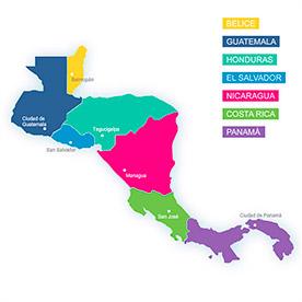 Los Países Centroamericanos Un Multidestino Turístico único