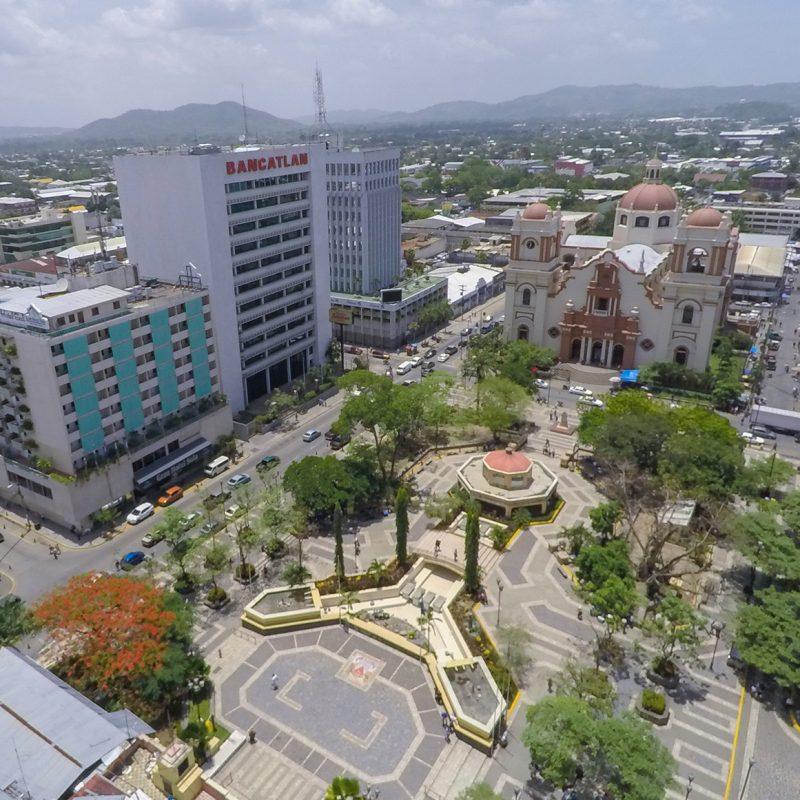 Centroamérica, centro de negocios