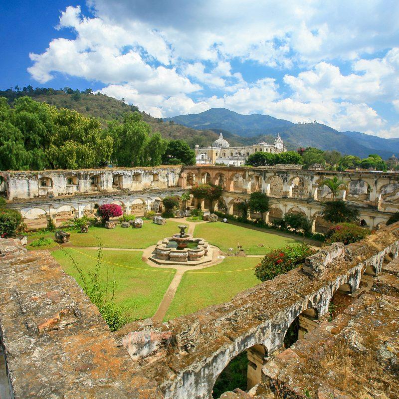 Patrimonio de la Humanidad, Antigua Guatemala