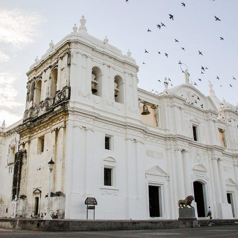 Patrimonio de la Humanidad, Catedral de León en Nicaragua