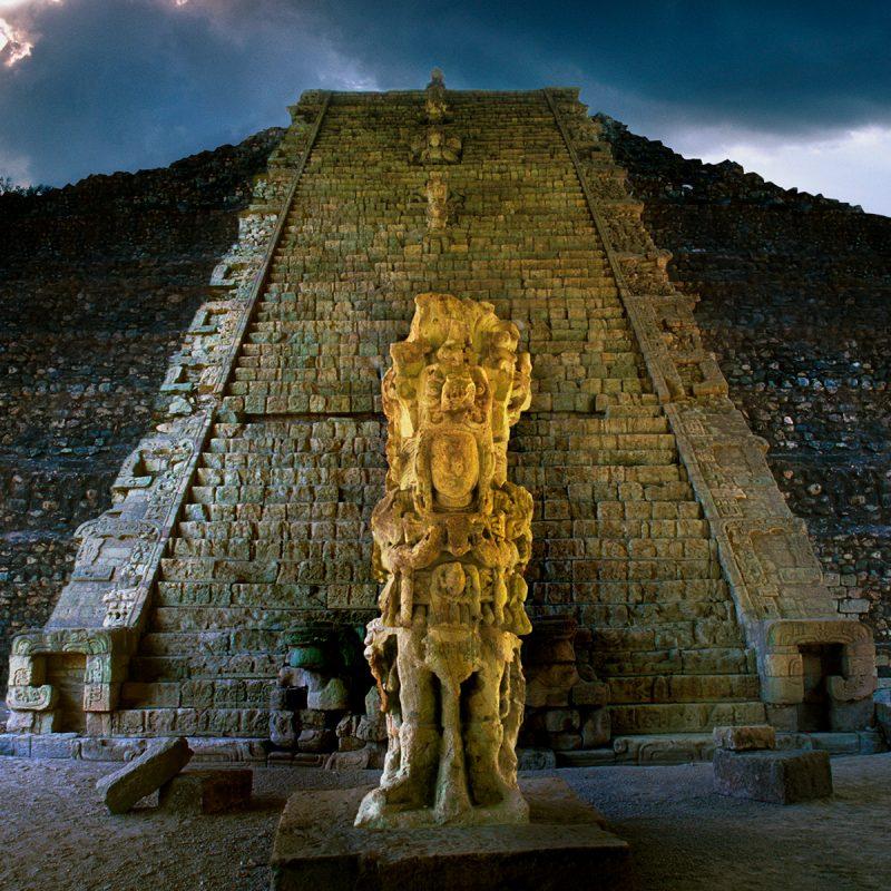 Patrimonio de la Humanidad, Sitio Arqueológico de Copán en Honduras