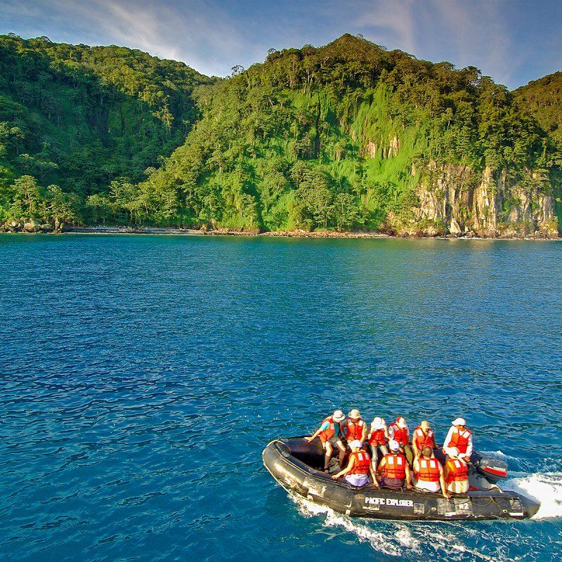Patrimonio de la Humanidad, Isla Coco en Costa Rica