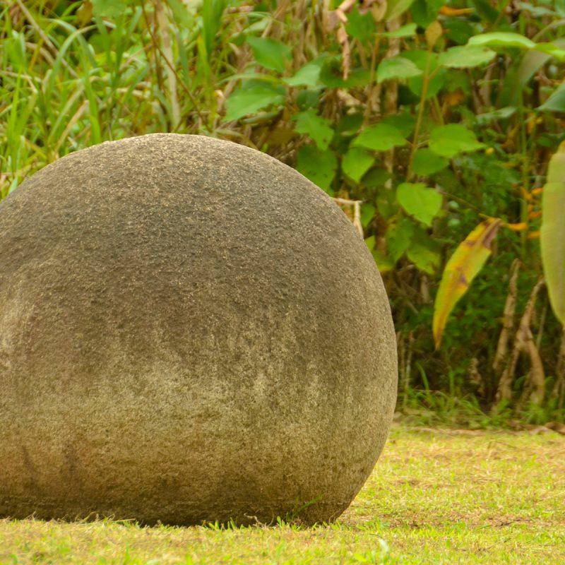 Patrimonio de la Humanidad, Esferas de piedra Diquis en Costa Rica