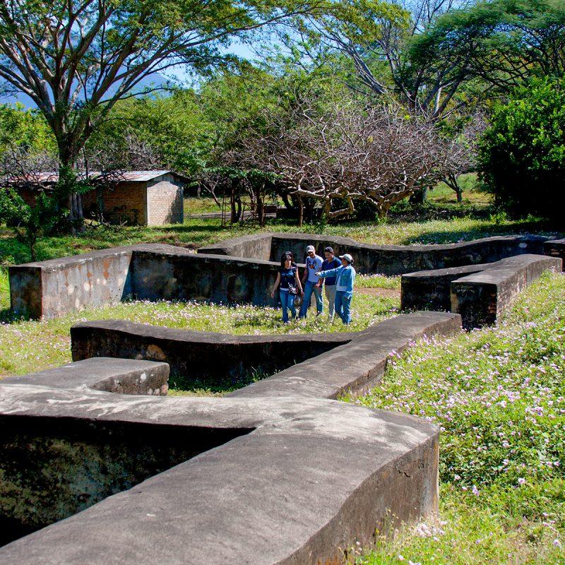 Patrimonio de la Humanidad, Viejo León en Nicaragua
