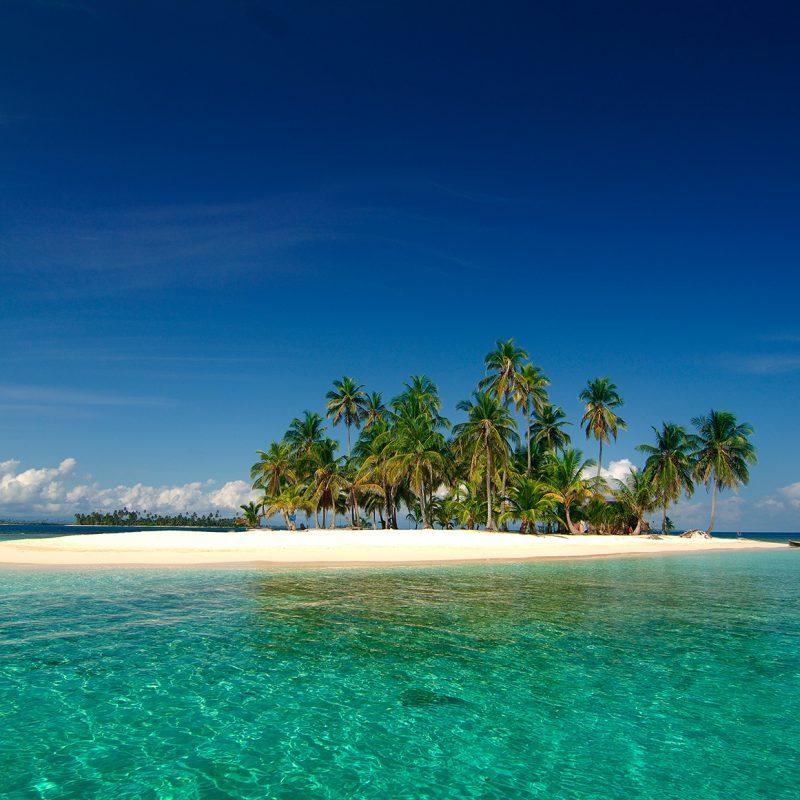 Sol y playa en Centroamérica