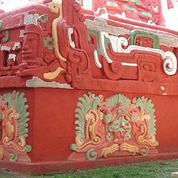 Mesoamérica Highlights, tour de patrimonio