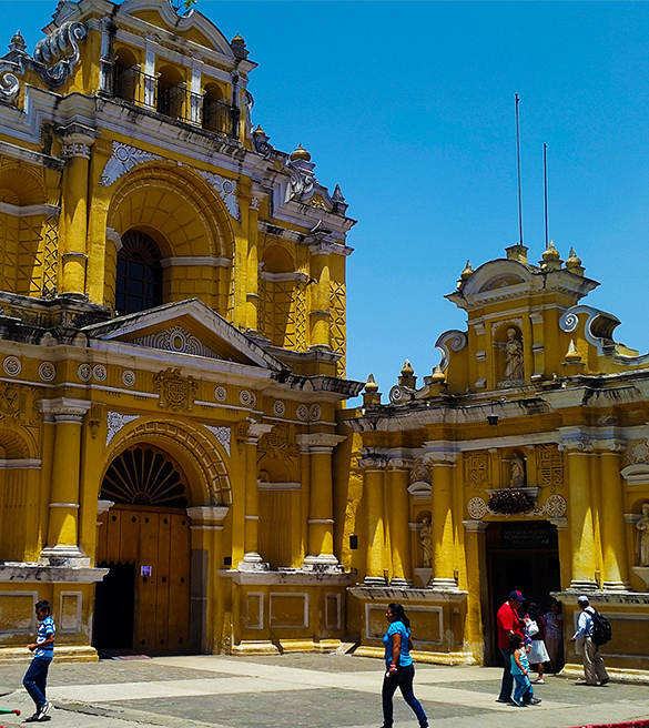 Perferct Combination Experiences. Central America Tour