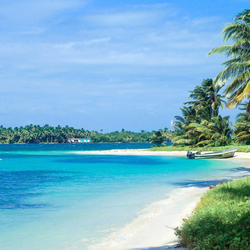 Caribbean Sea in Nicaragua