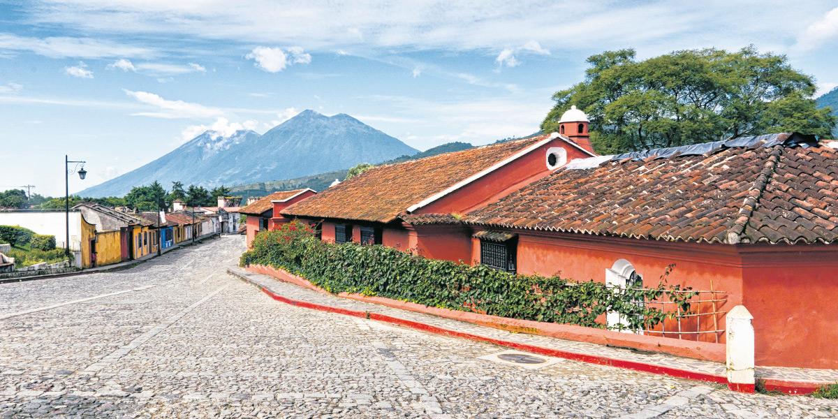 La Antigua Guatemala World Heritage City In Guatemala