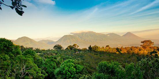 Parque Nacional de Los Volcanes de El Salvador