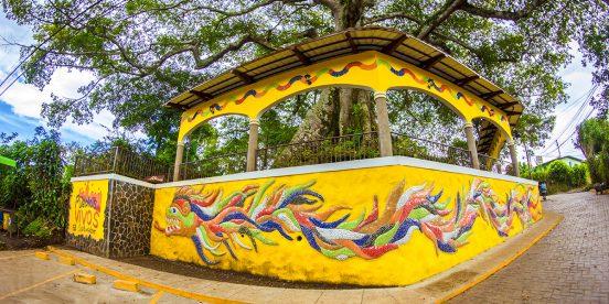 Ruta de lasFlores en Centroamérica, El Salvador