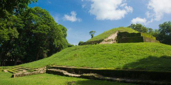 Sitio Arqueológico de Casa Blanca en Centroamérica, El Salvador