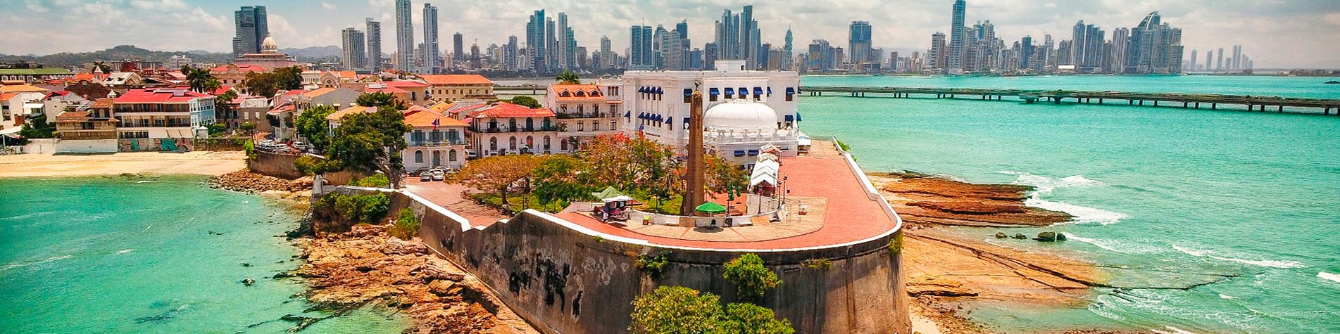 Visit Centroamérica, Panamá